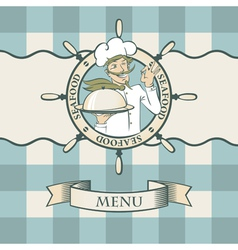 Chef mustaches vector