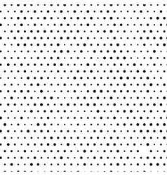 Random Polka Seamless vector image vector image