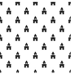 blocks toy pattern vector image