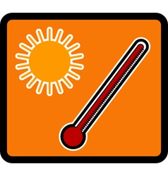 Temperature vector