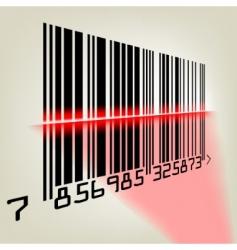 bar code vector image