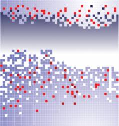 Tiled background vector