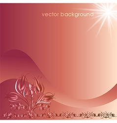 Decorative cover template seventy eight vector