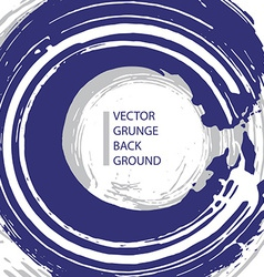 Grunge style background abstract mad vector