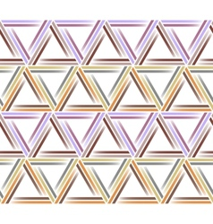 Seamless triangle pattern Geometric abstract vector image