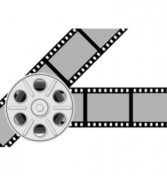 movie background vector image