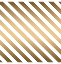 Classic diagonal lines pattern on white vector