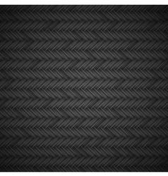 Gray wood Parquet texture vector image vector image