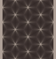 abstract seamless diamond pattern vector image