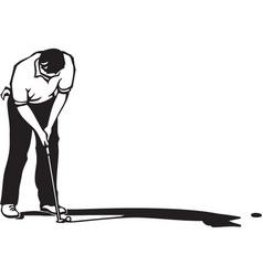 Acg00234 golfer02 vector