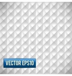 Pyramid shape background vector image