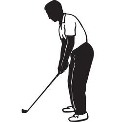 Acg00235 golfer03 vector