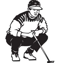 Acg00236 golfer04 vector