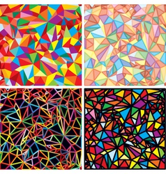 Mosaic abstraction vector