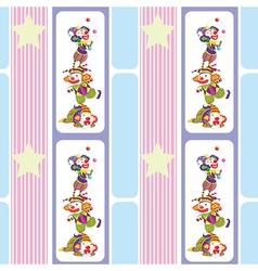 jokers vector image vector image