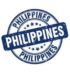 Philippines stamp vector
