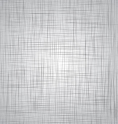 Seamless gray cloth texture vector
