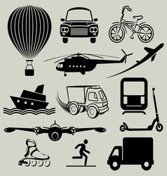 Transport icons3 resize vector