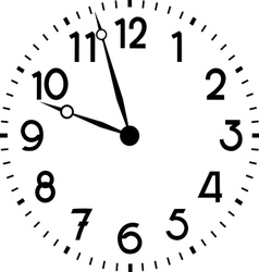 TIME1 resize vector image