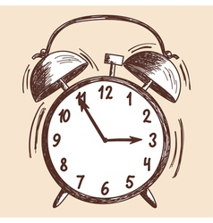 School props clock vector