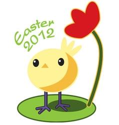 Easter 2012 vector