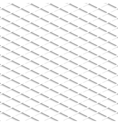 Abstract background with a paper grid vector image vector image