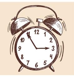 School props clock vector image