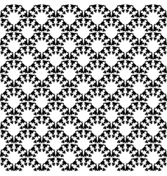Design seamless decorative trellis pattern vector