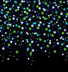 confetti illustration vector image