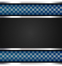 Police backdrop striped surface vector