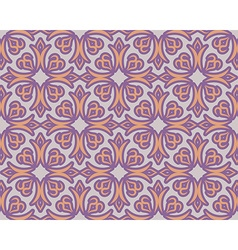 Kyrgyz pattern traditional national pattern of vector
