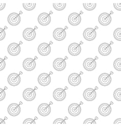 Darts pattern seamless vector