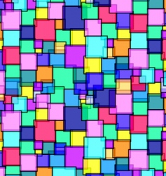 squares wall texture vector image vector image