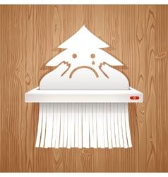 Safe Paper Poster vector image