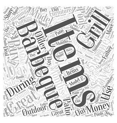 Save money when you buy outdoo items word cloud vector