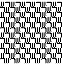Design seamless abstract diagonal pattern vector
