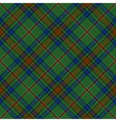 Plaid tartan seamless pattern background vector image