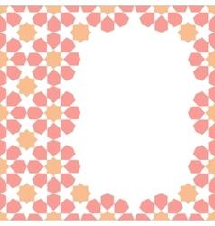 moroccan mosaic seamless vector image vector image