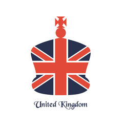 united kingdom concept united kingdom concept vector image vector image
