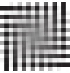 retro squares vector image vector image