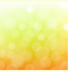 orange and yellow background vector image