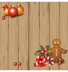 Christmas mood vector