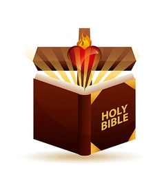Holi bible vector