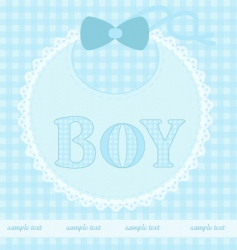 babyboy vector image vector image