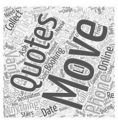 Booking your van word cloud concept vector