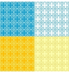 Simple Grid Pattern vector image