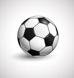 World football championship ball vector image vector image
