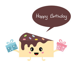 Happy birthday card happy birthday card vector