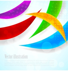 abstract design vector image vector image