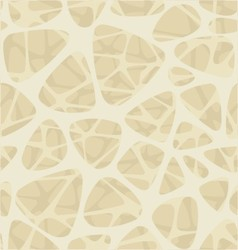 flat organic pattern vector image vector image